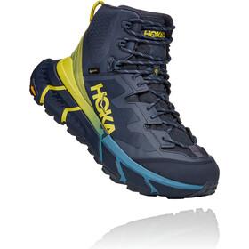 Hoka One One Tennine Hike GTX Shoes Men, ombre blue/green sheen